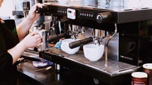 Structure and Functionality of an Espresso Machine